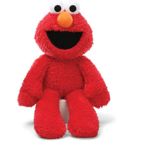 Elmo Take-Along Buddy 12""
